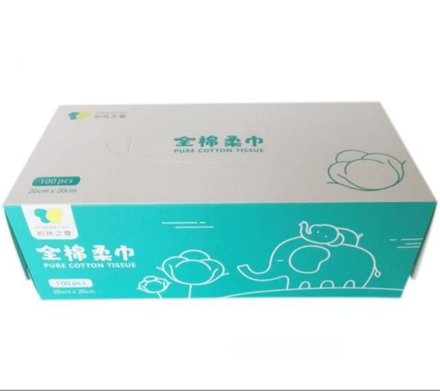 Recyclable Printed Product Packaging Boxes White Card Paper SGS Certified